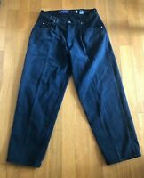 Vintage 1990s SilverTab by Levis Mens Baggy Fit Jeans Size 38 x 32 Grunge Skater