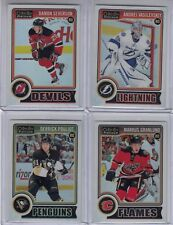 14/15 OPC Platinum Calgary Flames Markus Granlund White Ice RC #193 Ltd #101/199