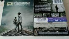 The Walking Dead: The Complete 4th Season Steelbook Blu-ray 4-Disc Set