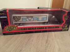 Road Champs Hershey's Milk Syrup 1:87 Scale Can & Trailers