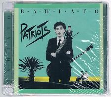 FRANCO BATTIATO PATRIOTS CD F.C. SIGILLATO!!!