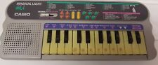 Vintage Casio ML-1 Magical Light Up Keyboard Synthesizer- vgc Works ML 1