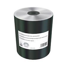 100x Silver CD Rohlinge CD-R 700 MB unbedruckt thermo-printable 80min *NEU*