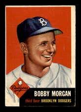 1953 Topps #85 Bobby Morgan DP VG X1560514