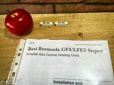 Baxi Bermuda GF3 Super Magnetic Seals