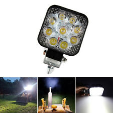 LED Work Light Driving Fog Spot Lamp 12V 24V Off Road Car Truck Boat SUV 4WD