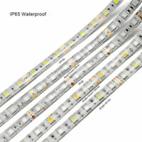 5M 5050SMD Flexible LED Strip RGB CCT RGBW RGBWW Rope Tape Lights Stripe 12V 24V