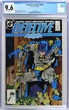 S584. DETECTIVE COMICS #585 DC CGC 9.6 NM+ (1988) 1st App. of RAT CATCHER