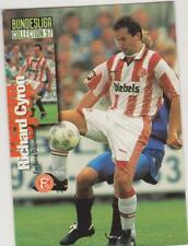 Panini Bundesliga Collection 97 #153 Richard Cyron Fortuna Dusseldorf