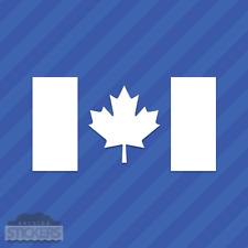 Canadian Flag Maple Leaf Vinyl Decal Sticker Canada