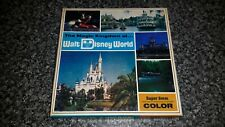 The Magic Kingdom at Walt Disneyworld Vintage Super 8mm Film