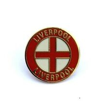 LIVERPOOL & ENGLAND PIN BADGE