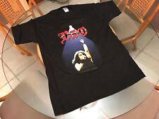 Dio To Hull & Back? 1998USTour L T Shirt! Iron Maiden Black Sabbath Rainbow Kiss