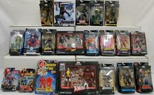 Lot of 27 Superhero Items-X-Men, Marvel Legends, DC Multiverse & More NIB,NR