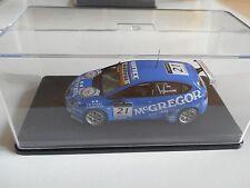 Seat Leon WTCC 2009 #21 T. Coronel in Blue on 1:43 in Box