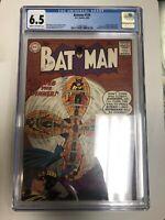 Batman (1960) # 129 (CGC 6.5) Origin Robin Retold