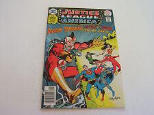 Justice League Of America Comic #126 January 1976 Attractive Copy Very Fine+