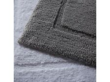 PRESTIGE ULTRA PLUSH COTTON BATH MATS BY YVES DELORME, MADE IN PORTUGAL