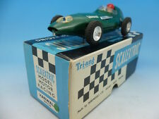 Scalextric C55 Vanwall in Green No1, boxed nice example