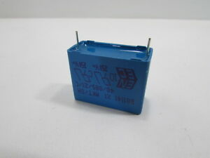 25 Pieces FILM CAPACITOR Polyester 47nf 300v 10/% MKT Cap EPCOS//TDK