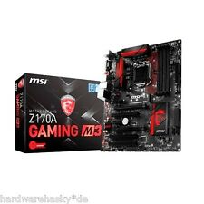 MSI Z170A Gaming M3 Mainboard