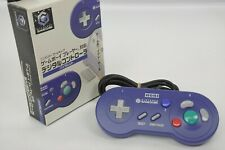 HORI DIGITAL Controller Pad Boxed GOOD Game Cube 0804 Nintendo Violet Tested