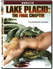 Lake Placid Final Chapter 0043396405882 With Yancy Butler DVD Region 1