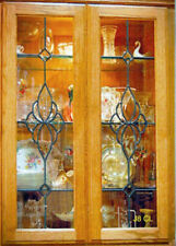1 - 16 1/4 x 30 58  custom stained glass  window Heritage Design