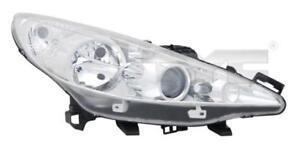 HEADLIGHT FRONT LEFT LAMP TYC TYC 20-1062-05-2