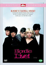 Blondie: Farewell Concert Live DVD *NEW dts