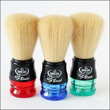 Omega S-Brush Model S10077 100% Synthetic Multi color Red Green or Blue