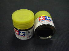 "Tamiya ""Mini"" Acrylic model paint - X-24 81524 Clear Yellow (transparent gloss)"