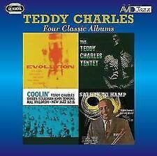 Teddy Charles-Four Classic Albums - 2 CD NEU/OVP