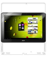 Skinomi Ultra Clear Full Body Protector Film Cover for Acer Iconia Tab A700