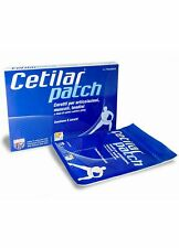 PHARMANUTRA - CETILAR® PATCH - CEROTTI ARTICOLAZIONE MUSCOLI TENDINI (5 PACK) sc