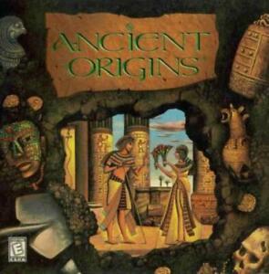 Ancient Origins PC MAC CD learn ancient civilization history cultures archeology