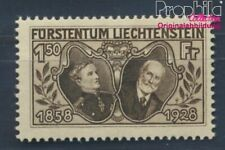 Liechtenstein 87 unmounted mint / never hinged 1928 Jubilee (8496586