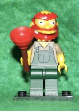 Lego Collectible Minifigure The Simpsons Series 2 Groundskeeper Willie