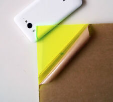 "Cell Cast Acrylic Plexiglass Light Green Plastic Sheet 1/8"" X 8"" X 12"" AK260"