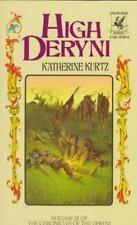 High Deryni, Katherine Kurtz, 0345347668, Book, Acceptable