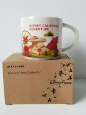 New Starbucks California Adventure You are here Coffee Mug Cup