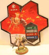 2004 Heroscape Ne-Gok-Sa w/Card Figure Hasbro
