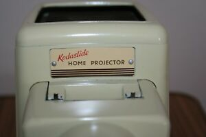 Kodak Kodaslide Home Projector In Protective Carry Case. Fully Tested