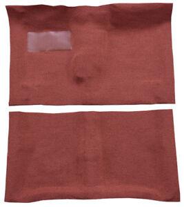 1964-1967 Pontiac LeMans Carpet Replacement - Loop - Complete | Fits: 2DR, 4spd