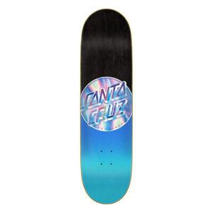 "Santa Cruz Skateboard Deck Iridescent Dot 8.5"""