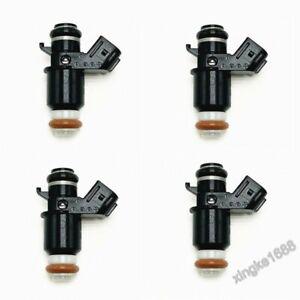 Fuel Injectors 15710-10G00 Fit 2005-2006 SUZUKI GSXR1000 1571010G00 4PCS