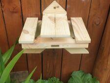 squirell bird Feeder table handmade