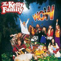 THE KELLY FAMILY - WOW   CD NEU