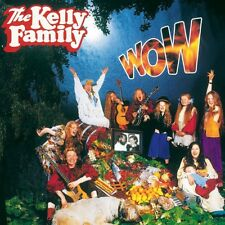 THE KELLY FAMILY - WOW   CD NEW+