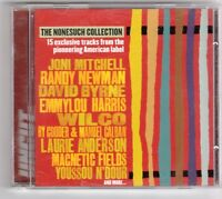 (GQ214) The Nonesuch Collection, 15 tracks various artists - 2004 - Uncut CD
